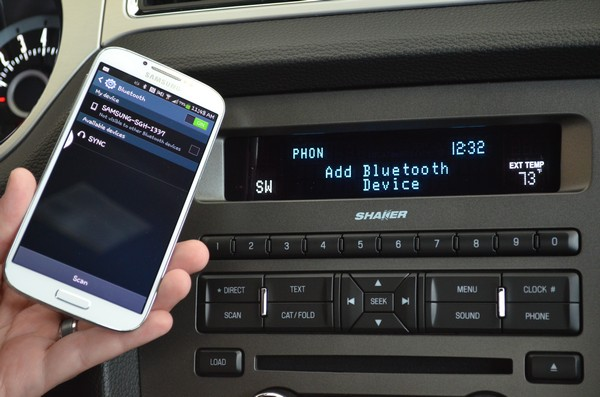 Ford Sync – голосовое управление телефоном и автомобилем для владельцев Ford