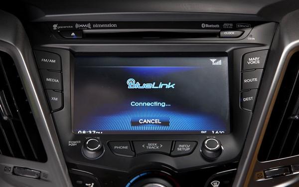 Blue Link от Hyundai – общие возможности машины и телефона
