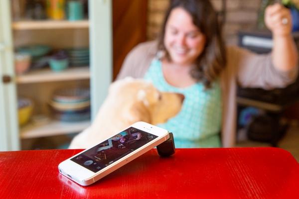 Smartphone Spy Lens: шпионская линза для стеснительных людей