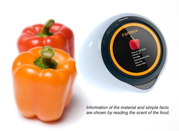 Smeller дает полную информацию о тестируемом продукте