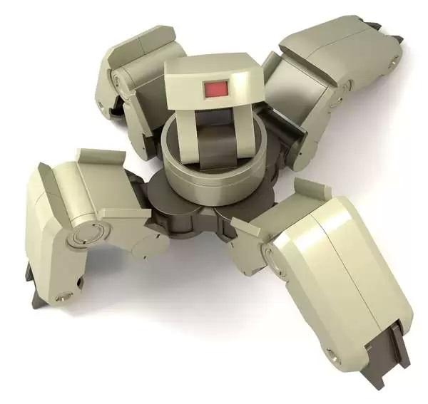 ISOPOD Robot Watcher - робот-насекомое от Игоря Лобанова