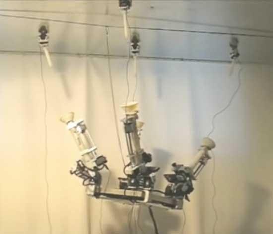 Робот-насекомое SpiderBot от изратльских инженерова из Университета Бен-Гуриона