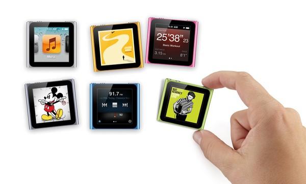 iPod Nano – плеер для спортсменов