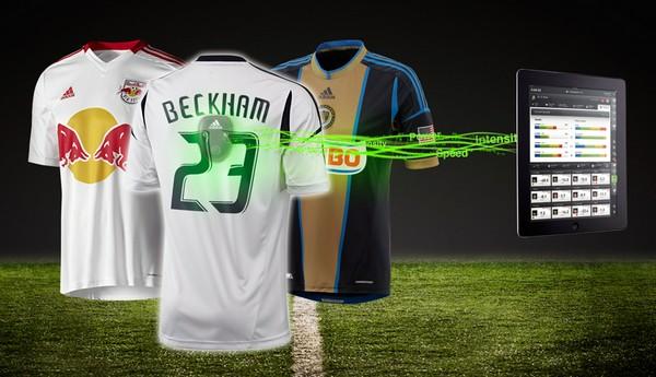 Adidas MiCoach Elite и MLS: умный взгляд на футбол