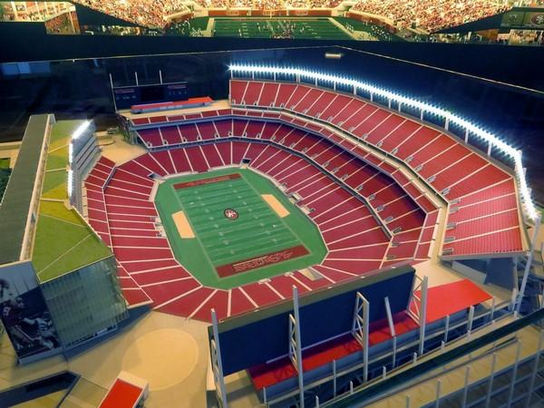 Santa Clara Stadium – самый беспроводной в мире стадион