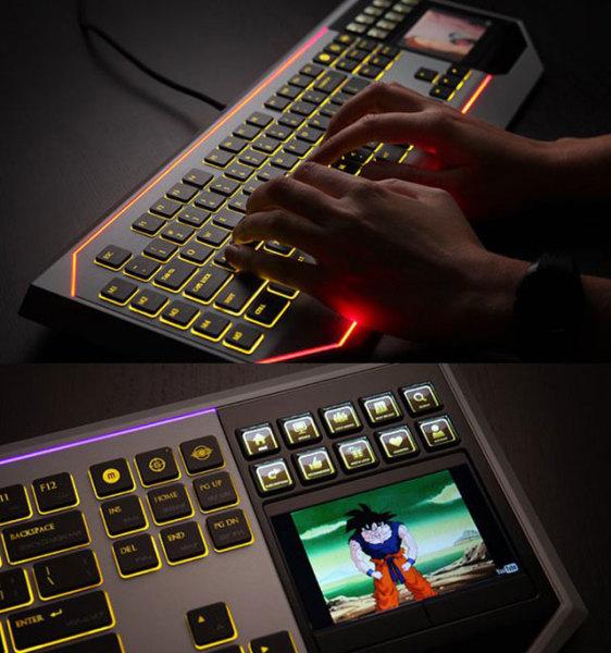 Клавиатура «Звездные войны»