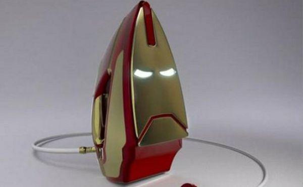 Концептуальный утюг Iron man от Mai