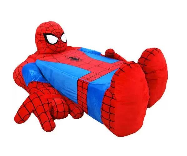 Детский спальный комплект Spyderman от Marvel Entertainment и Incredibeds