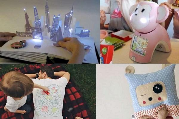 Полезные интерактивные игрушки для детей дошкольного возраста
