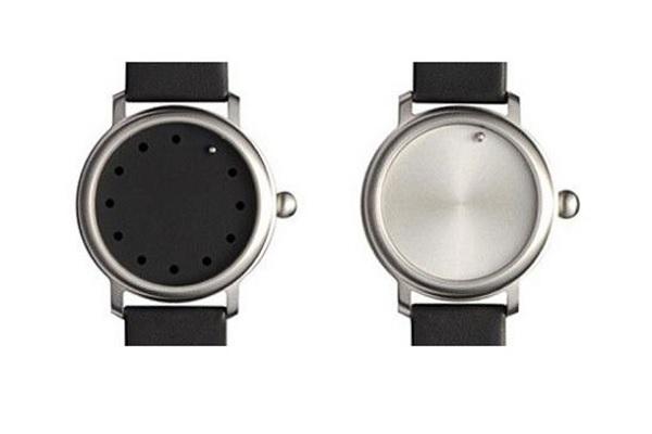 'Шариковые' наручные часы Abacus от Erich Lacher Watch Factory