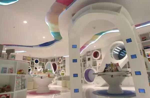 Kid's Republic - необычный книжный магазин для детей