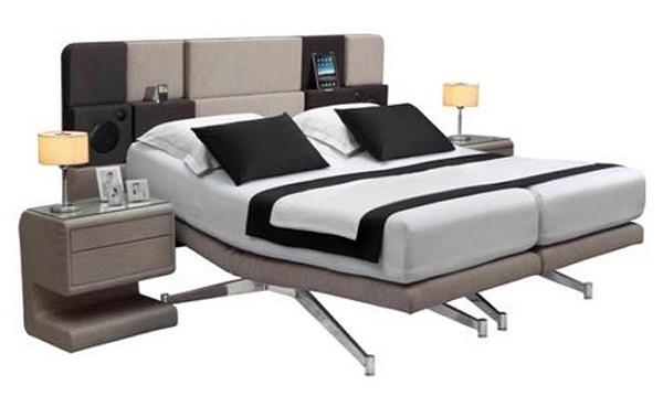 i-Con - кровать для владельцев iPad