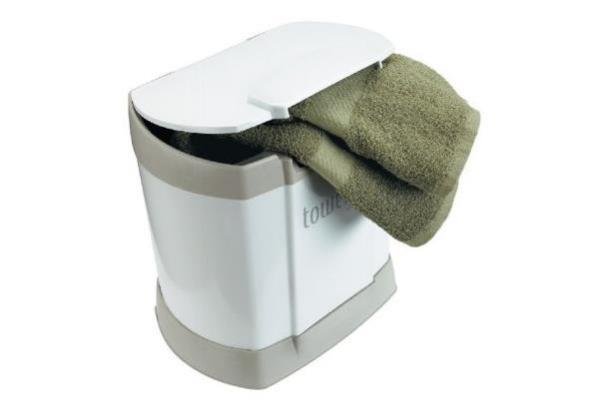 SPA Towel Warmer:  есть такая «должность» - нагреватель полотенец