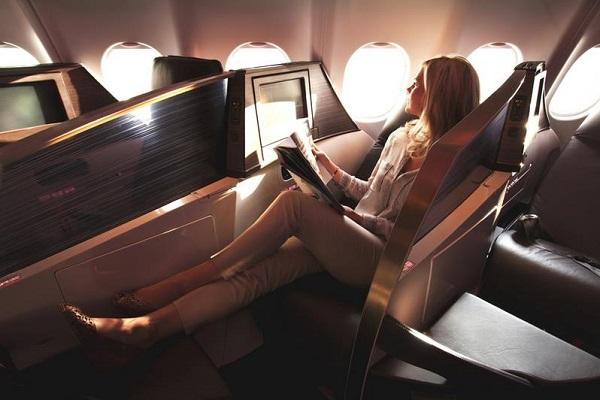 Комфортные пассажирские кресла-кровати для длительных перелётов