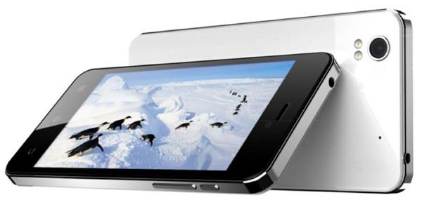 Смартфон Highscreen Alpha Ice: iPhone 5, российская версия