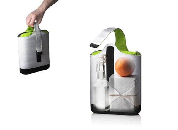 Миниатюрная сумка-холодильник