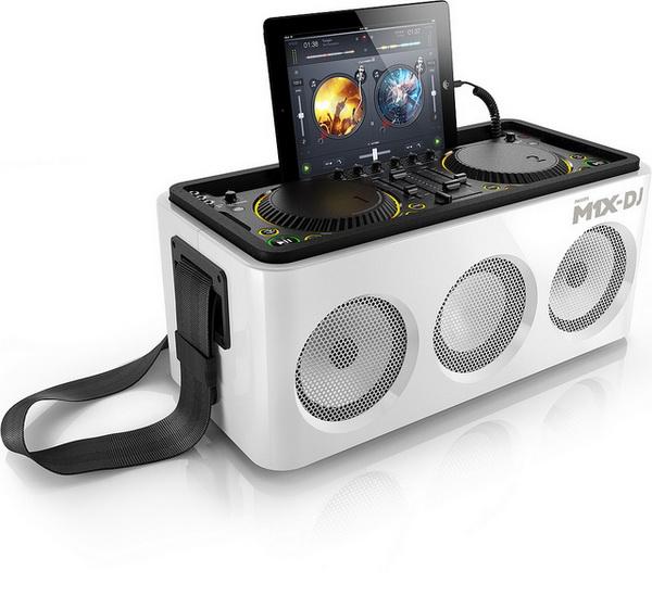 Philips M1X-DJ: DJ контроллер