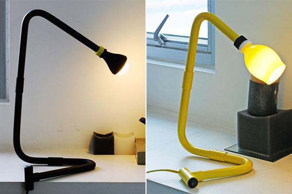 светильники из труб
