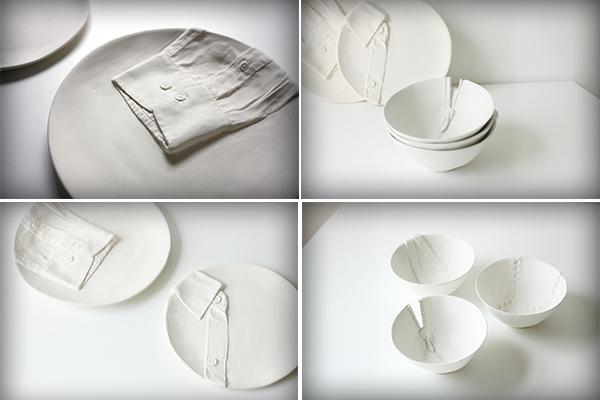 Dressed for Dinner: элегантная посуда