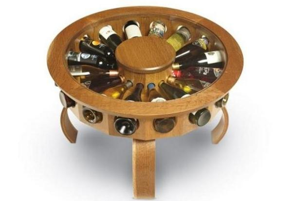 Отличный способ похвастаться коллекционными винами