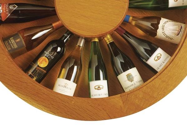 Удивительный винный столик Don Vino