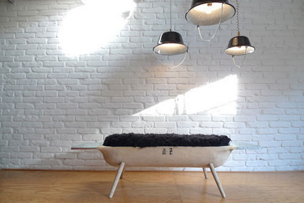 коллекция мебели в цыганском стиле от A+Z Designers