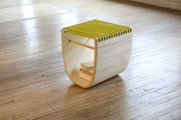 U Stool: тренажер и стул в одном флаконе