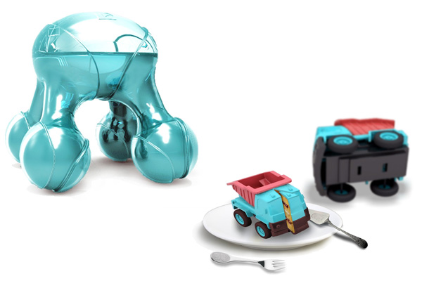 Пищевой 3D-принтер Atomium