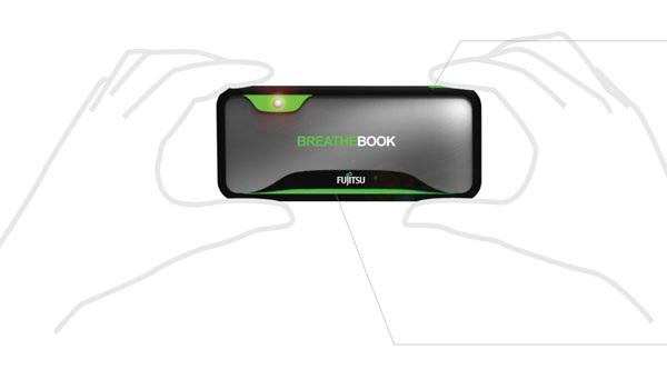 Смартфон Breathebook