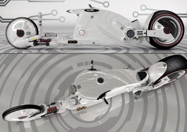 Концепт Bugatti startos