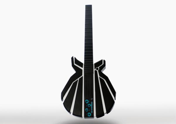 Концепт электронной гитары DiGuitar