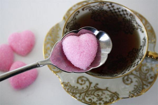 Sugar Cubes - романтичный сахар, который можно изготовить в домашних условиях