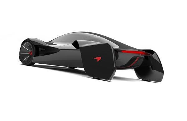 Концепт McLaren JetSet