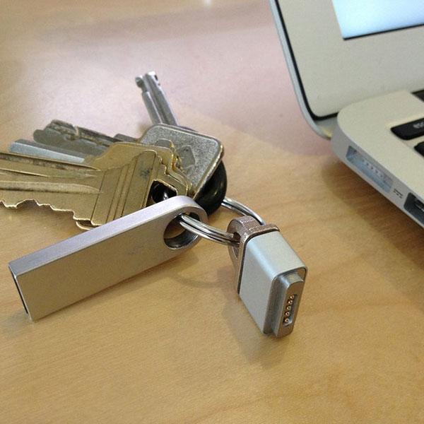 брелок для ключей с адаптером