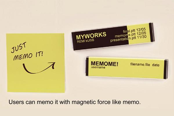 MEMOME можно использовать как стикер