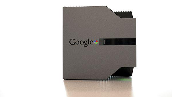 Игровая консоль от Google - Nexus Orbit