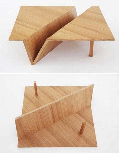 Журнальный столик 'Оригами' от Святослава Бояринцева
