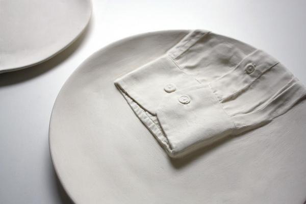 Dressed for Dinner: элегантная посуда для джентльменов