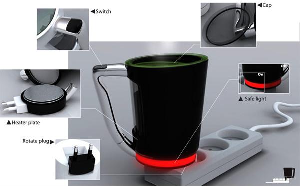 Устройство Plug Cup