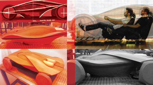 Разработка дизайна Koenigsegg Prestera