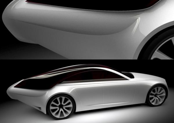 Alfa Romeo Executive Fastback Saloon, вид сбоку