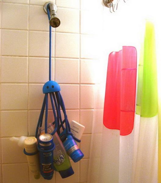 организатор Squid для ванной