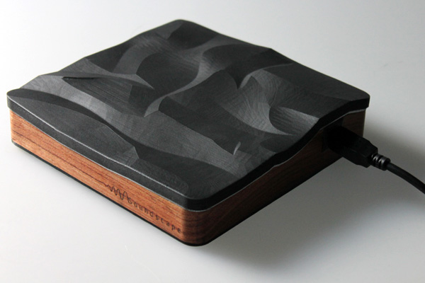 Midi-контроллер Soundscape позволяет контролировать музыку с помощью прикосновений