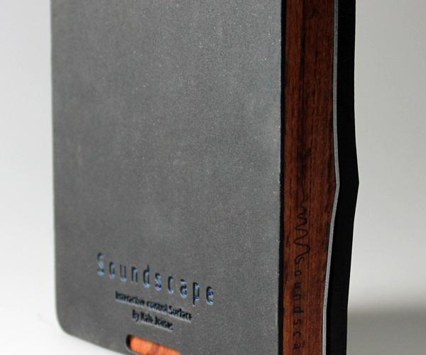 Задняя панель Soundscape