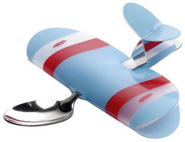 ложка-самолетик