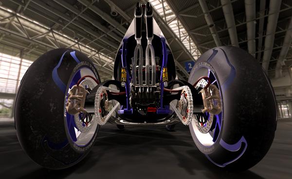 Двигатель BMW Tandem