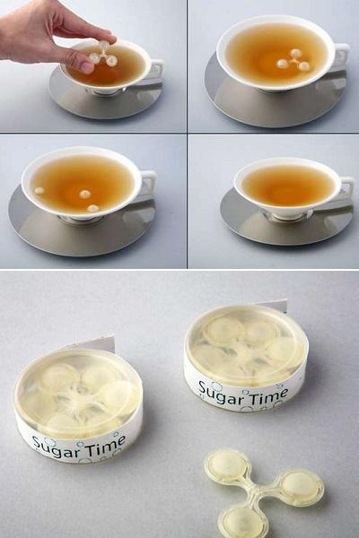 Tea=Time - набор для чайной церемонии от Erez Bar-Am