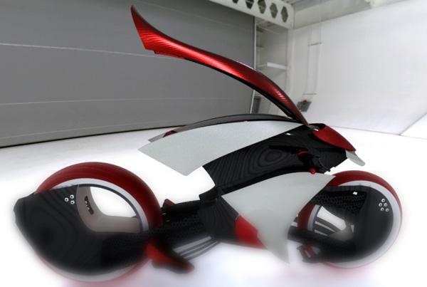 Tesla E-Max имеет вместительный багажный отсек