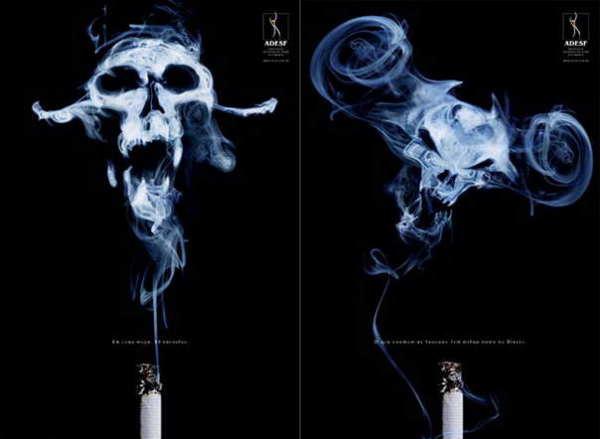 Чудища из сигаретного дыма: вот что мы курим