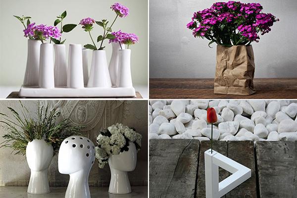 ТОП-10 оригинальных дизайнерских ваз
